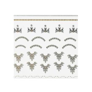 Jewel Sticker - Abțibild cu ștrasuri