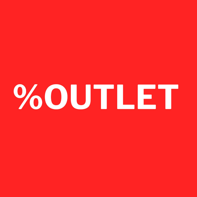 OUTLET - 40% reducere